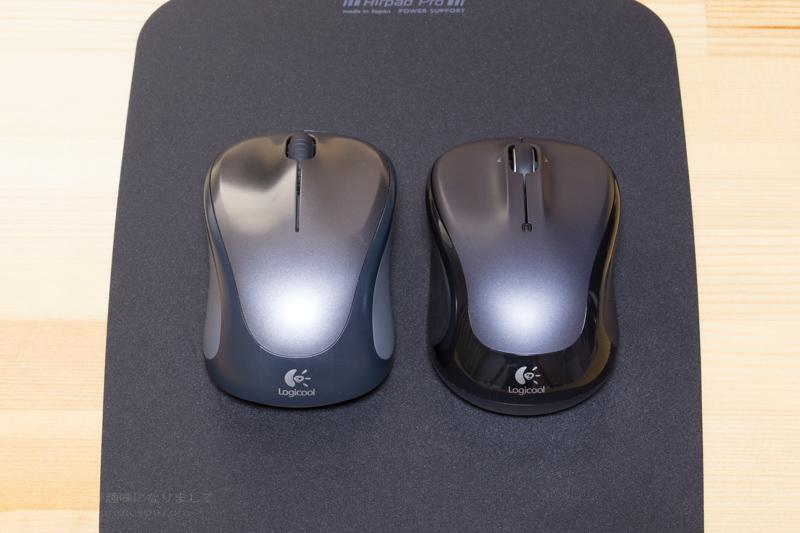 マウス大きさ比較