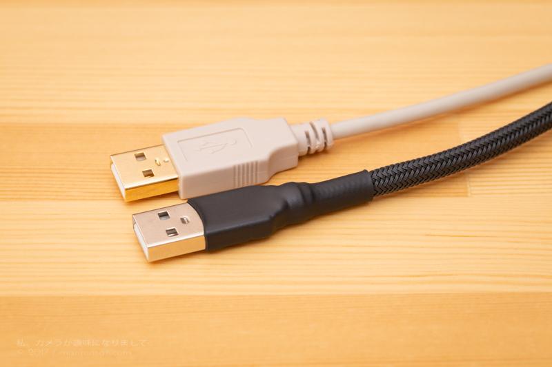 USBケーブル比較