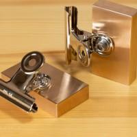 リン青銅製ハンダ付け補助ツール